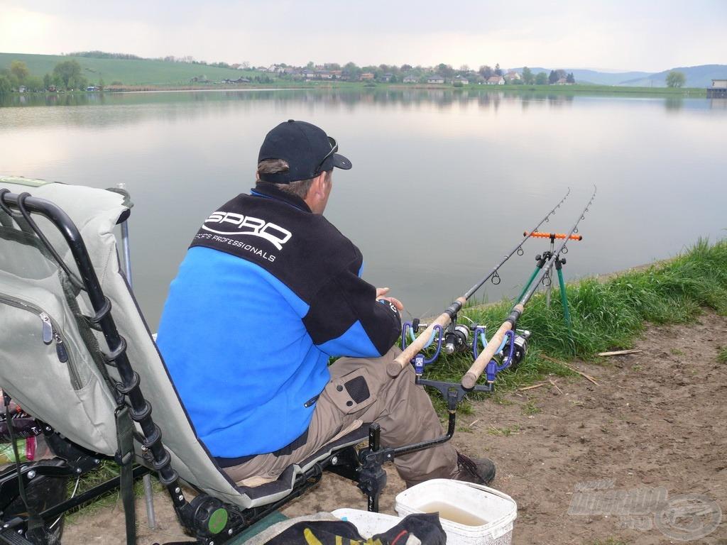 A pelletes, hallisztes etetőanyagok hazánkban főként a feeder- és bojlis horgászatban bizonyítottak