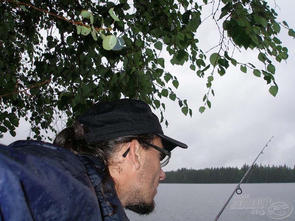 Igazi kihívás ilyen helyen horgászni