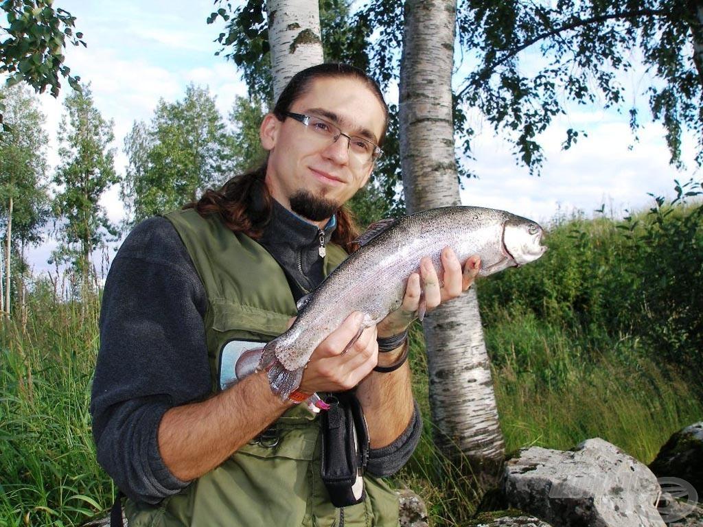 Pergető bottal Finnországban III. rész: Gyorsfolyású vizeken