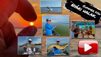 Pergető történetek – Nyári halak