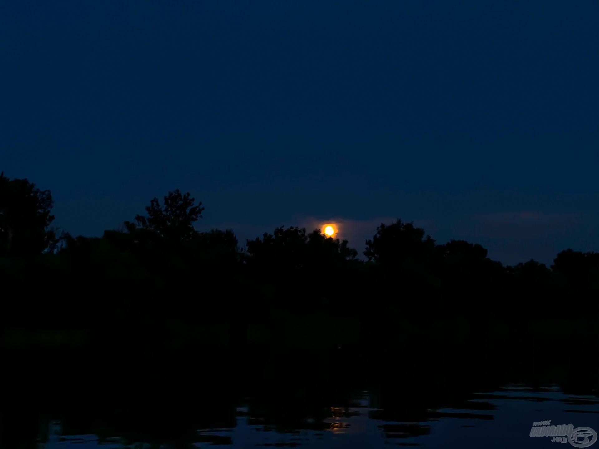 … és akkor megjelent a BAAAZINAGY Hold