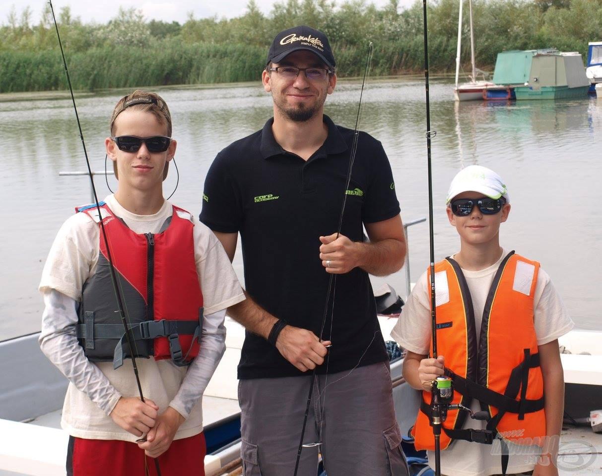 Pergetős élmények a sarudi horgásztáborban