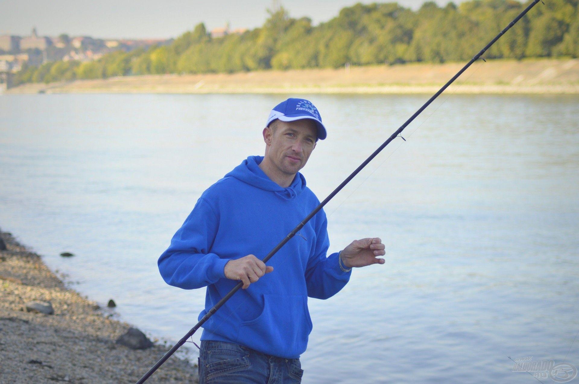 Kifejezetten jól éreztem magam a pesti Duna partján, nagyon régóta vártam egy újabb fővárosi horgászatot