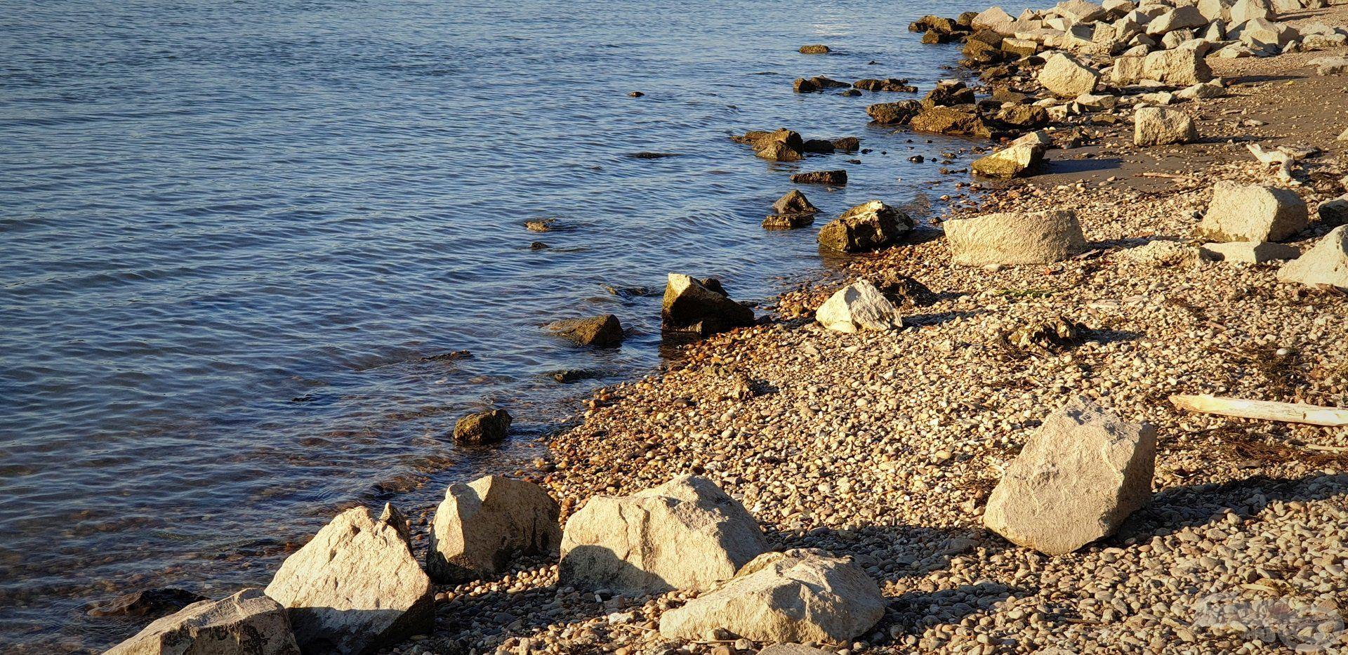 Nem könnyű terep, ennek ellenére abszolút kedvenceim közé tartozik a dunai horgászat
