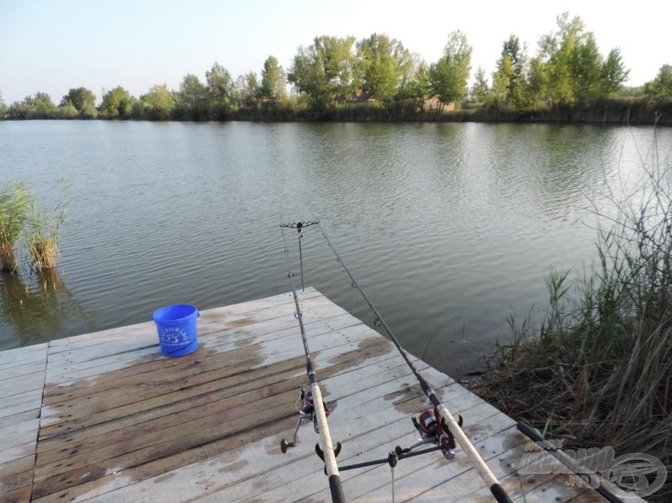 A horgászhelyem