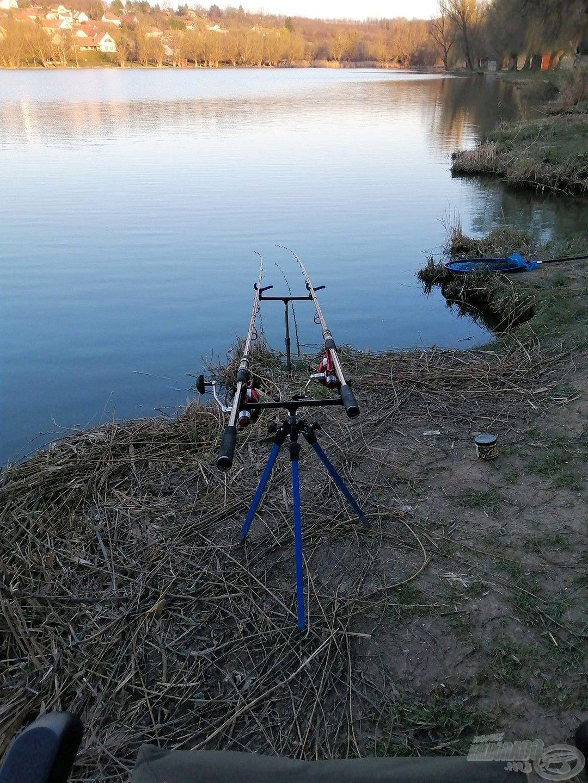 Távdobó alkalmatosságok, de kellően érzékenyek egy tavaszi horgászathoz is