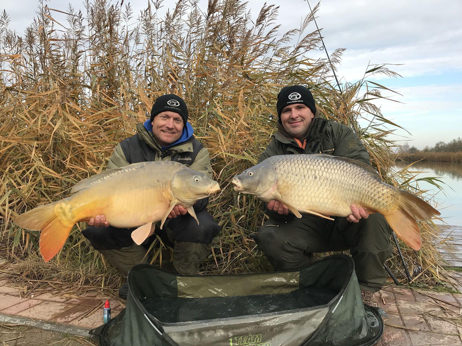 Novemberben olyan horgászatban volt részünk, amelyet még sokáig fogunk emlegetni!