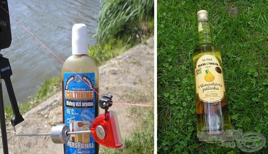 Az alkoholos adalékok használatának nem csak a hideg vízi horgászatok során lehet létjogosultsága, főleg akkor, ha tudjuk, hogy a halak mikor tartózkodnak ott, ahol ezek az összetevők dolgoznak, vagyis a meder környékén