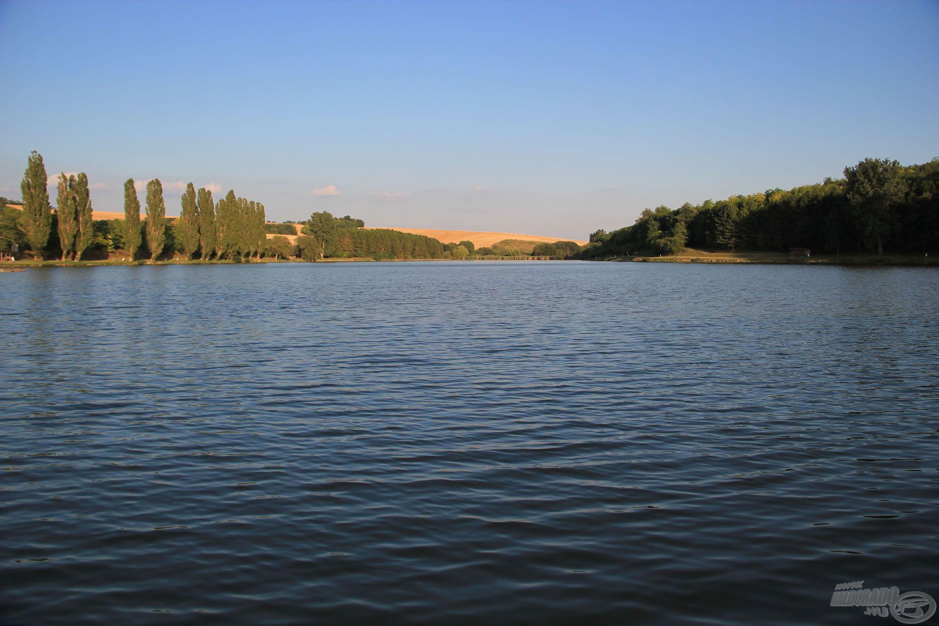 Az a csodálatos Gyermelyi-tó