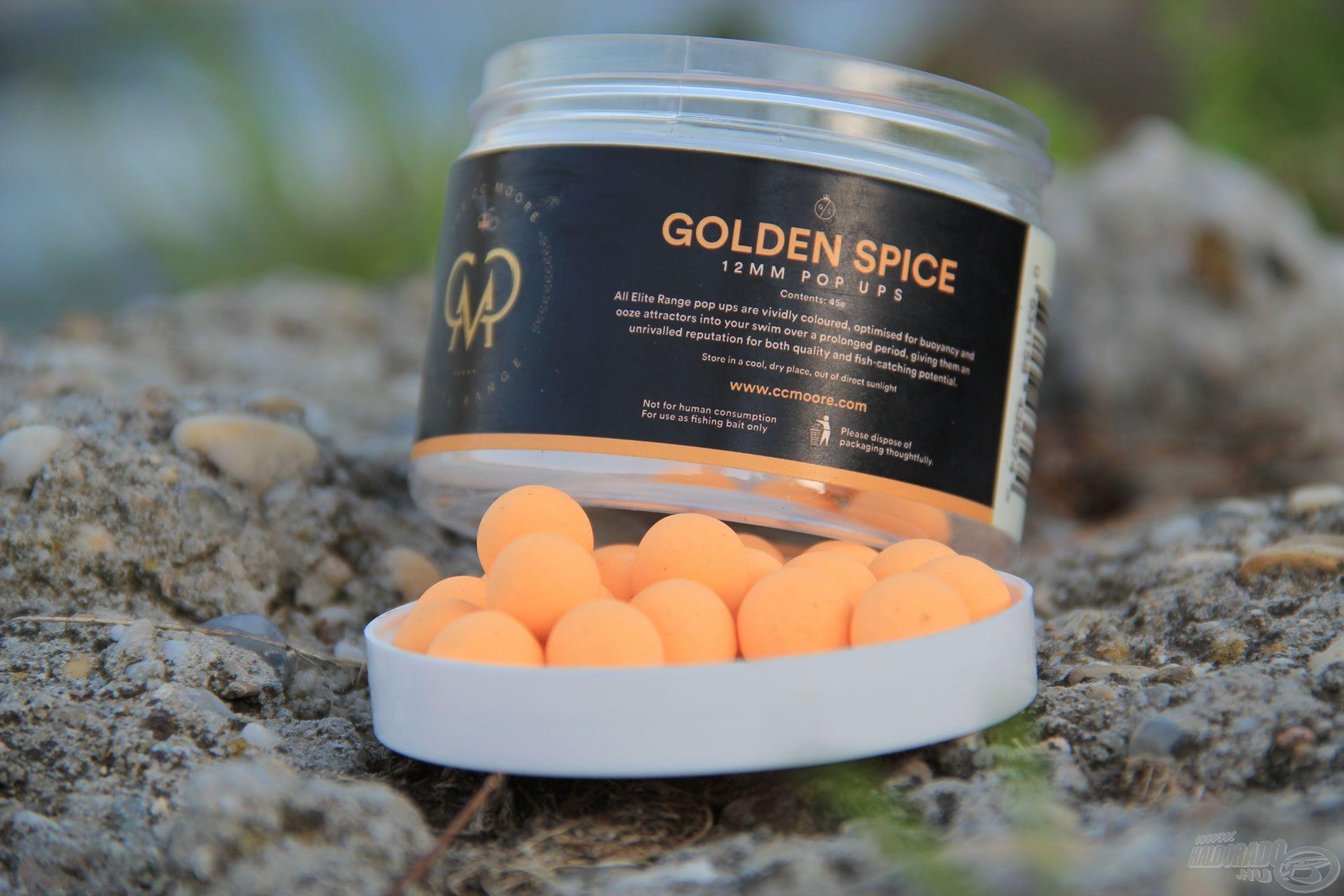 A Golden Spice is látókörbe került