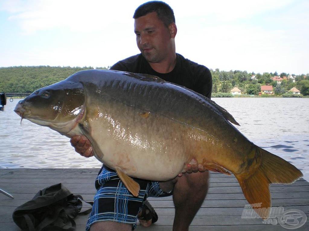 A majd 26 kilós óriás
