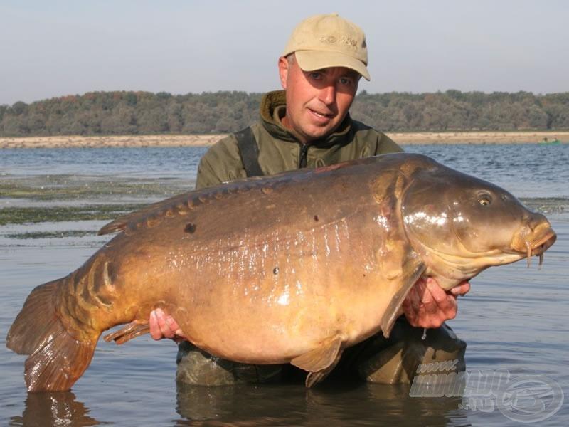 Andy Chambers megosztja tapasztalatait a nagy európai vizek horgászatáról