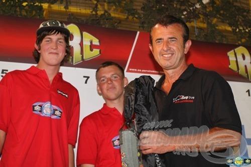 A kiállításon lehetőség lesz regisztrálni a World Carp Classic magyarországi kvalifikációs versenyre