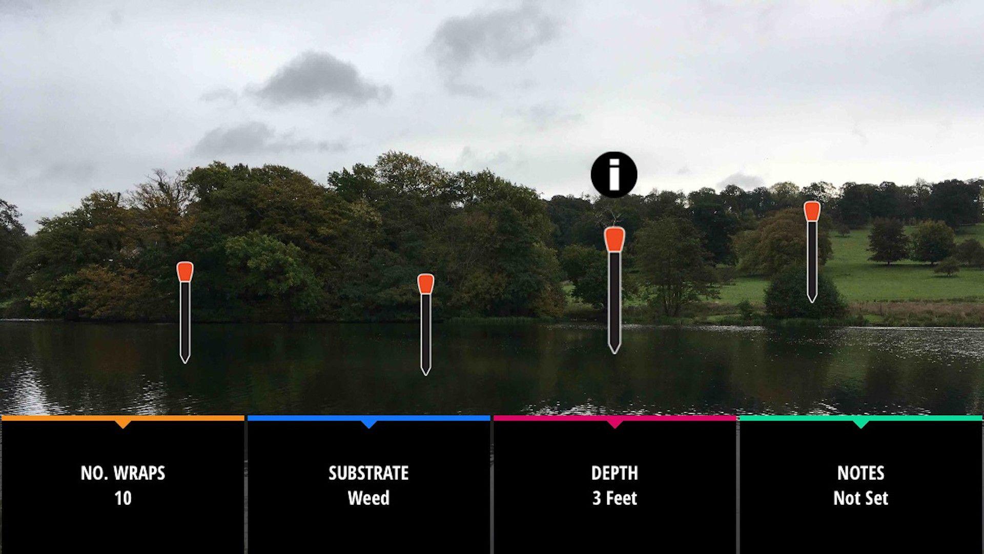 A Fox Swim Mapper alkalmazásnak köszönhetően pillanatok alatt rátalálok kedvenc helyeimre