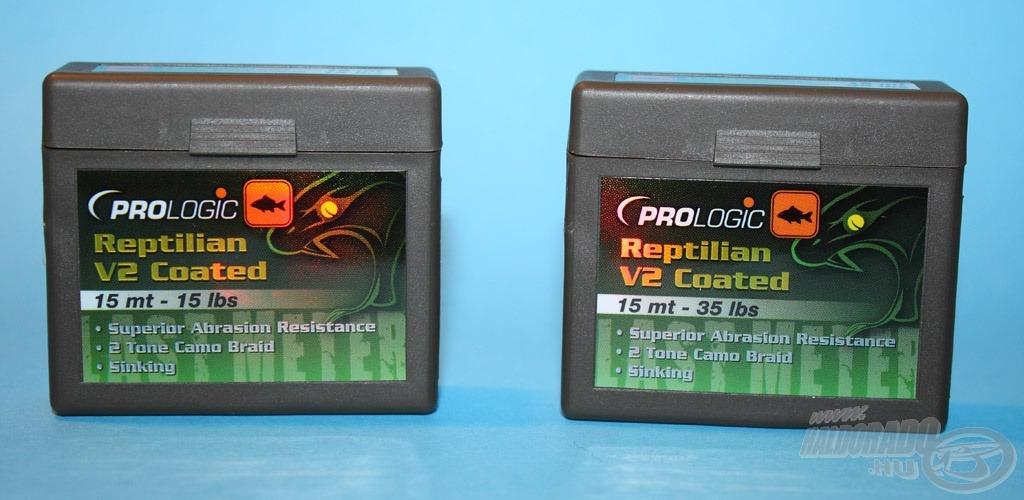 A Reptilian V2 egy bevonatos süllyedő zsinór