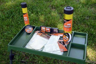 PVA termékek a modern pontyhorgászat igényeihez hangolva