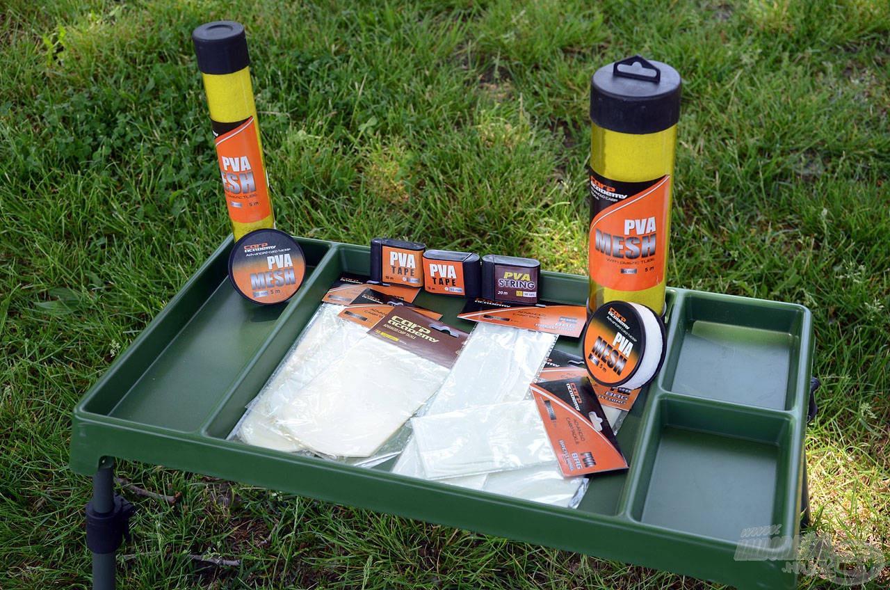 PVA termékek használata, hasznos tapasztalatokkal fűszerezve