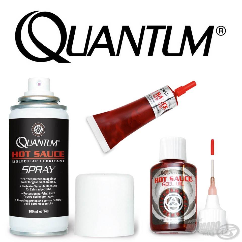 Quantum orsóápoló szerek