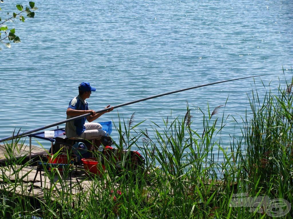 Indulhat a horgászat!