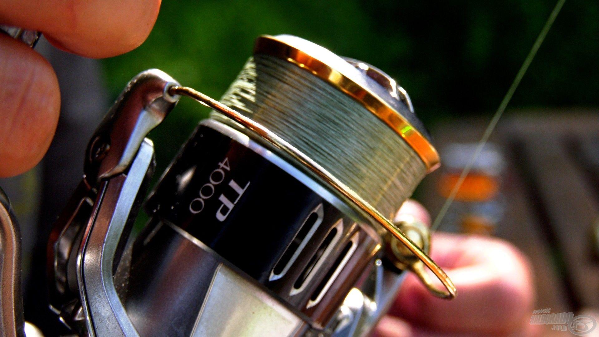 A Twinpower ékszerszerű megjelenése egy igazi erőgépet takar, ami kapitális halak esetén is megállja a helyét akár sós vízben is!