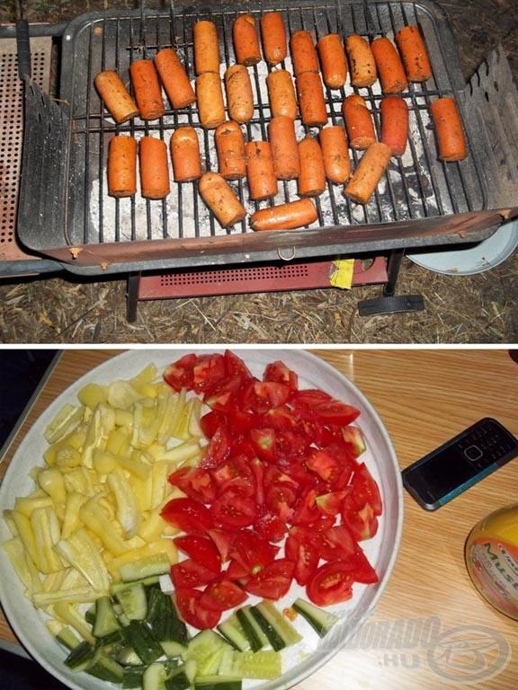 Vacsora à la Boci