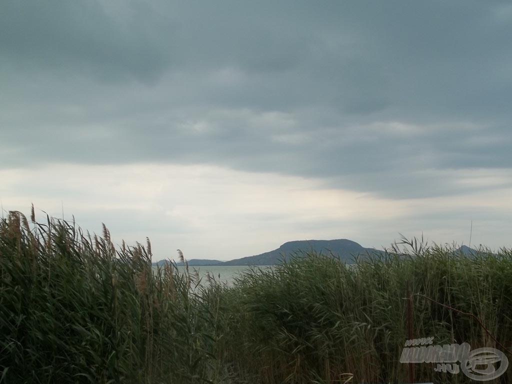 A Balaton szép, mint mindig…