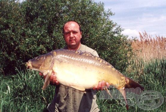 tükörponty, 12,5 kg