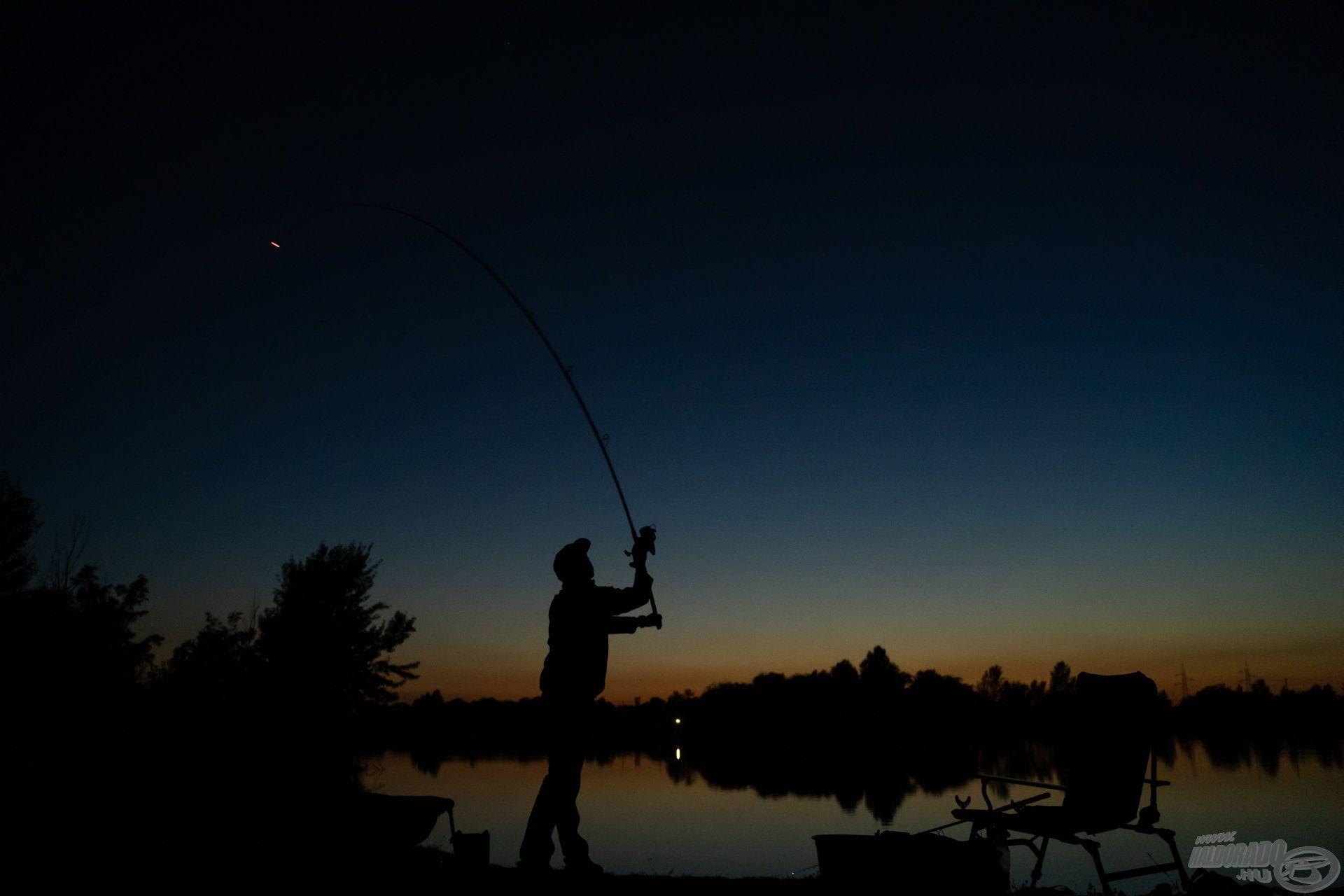 Természetesen a célzott, pontos horgászat így sem tálcán kínált lehetőség, de a megfelelő technikai megoldások sokat tudnak lendíteni a hatékonyságon