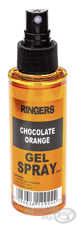 Egy igazi bomba újdonság, a Chocolate-Orange Gel Spray