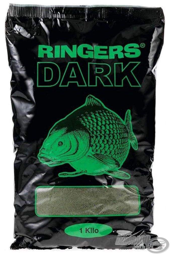 A Ringers Dark Green egy finom szemcsés, zöld színű, egyedi etetőanyag, mely szinte minden módszerhez eredményesen használható