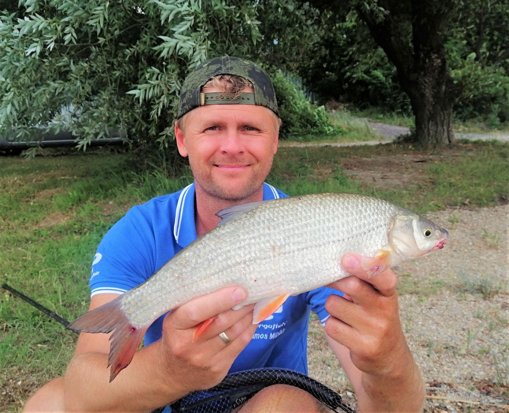 A bandanaggyal percekig is viaskodhatunk, a fantasztikus erőben lévő halak nem adják magukat könnyen
