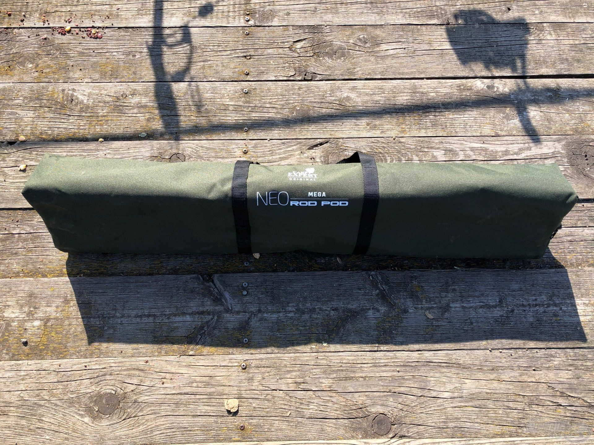 A Neo Mega Rod Pod sokoldalú, hosszú távon megfelelő társ lehet
