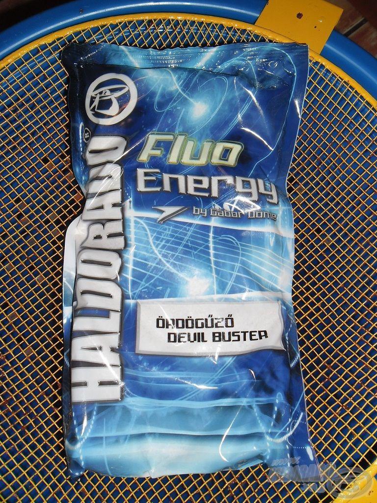 Fluo Energy Ördögűző