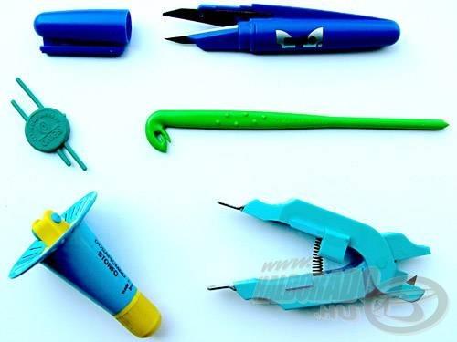 Szükséges eszközök