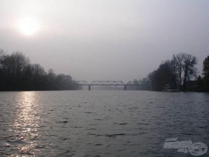 Szerelem, Tisza, horgászat I. rész