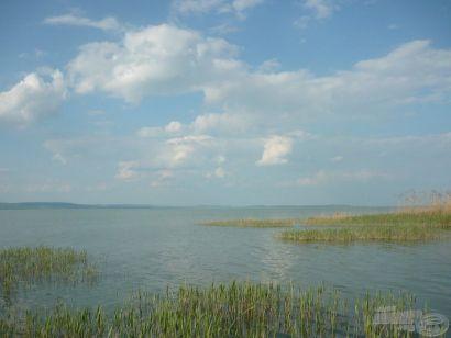 Szezonkezdés – a szeszélyes Balaton