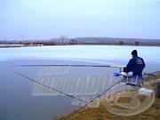 Szezonnyitó horgászat a Verba tanyán