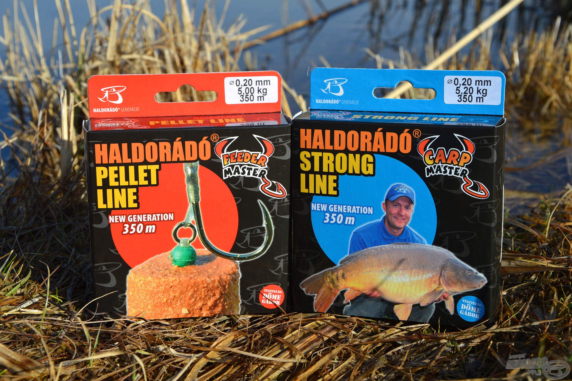 A Pellet és Strong Line zsinórok hosszú évek óta nyújtanak segítséget a horgászoknak feederbotos vagy akár akadós terepen végzett horgászataikon is