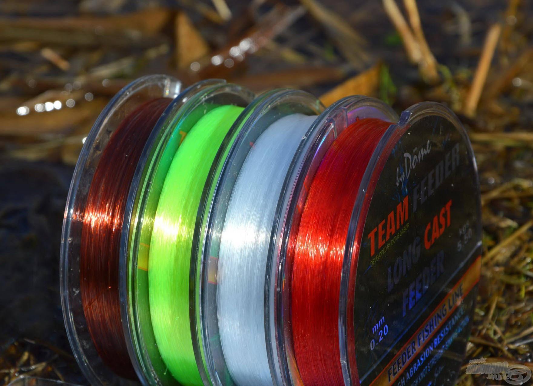 Különleges színek és kiemelkedő tulajdonságok jellemzik ezeket