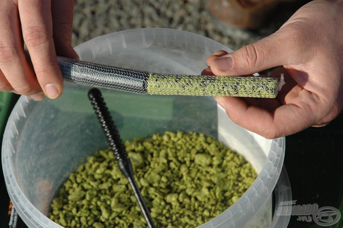 Ha nem kell túlságosan nagyot dobni, nyugodtan készíthetünk akár tíz centiméteres hurkácskákat is