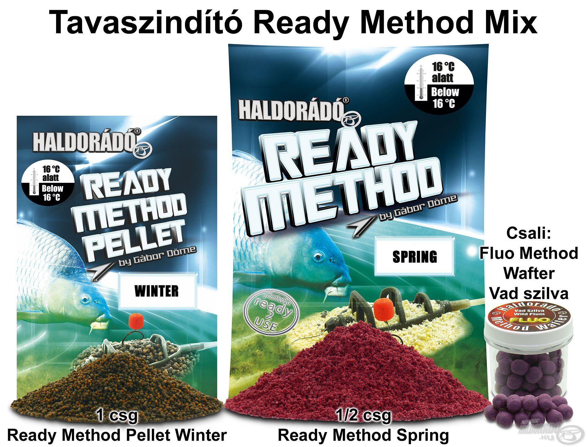 Tavaszindító Ready Method Mix