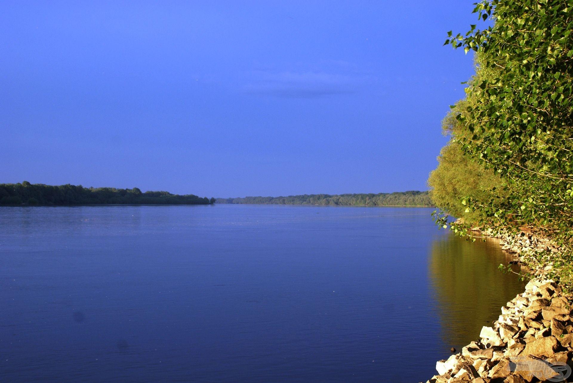 A nagy víz remélhetőleg kegyes lesz az ünnepi hangulatunkhoz