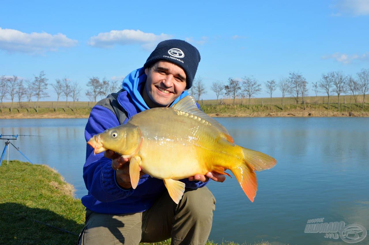 A tavaszi horgászatok sikere a felkészültségünkön múlik