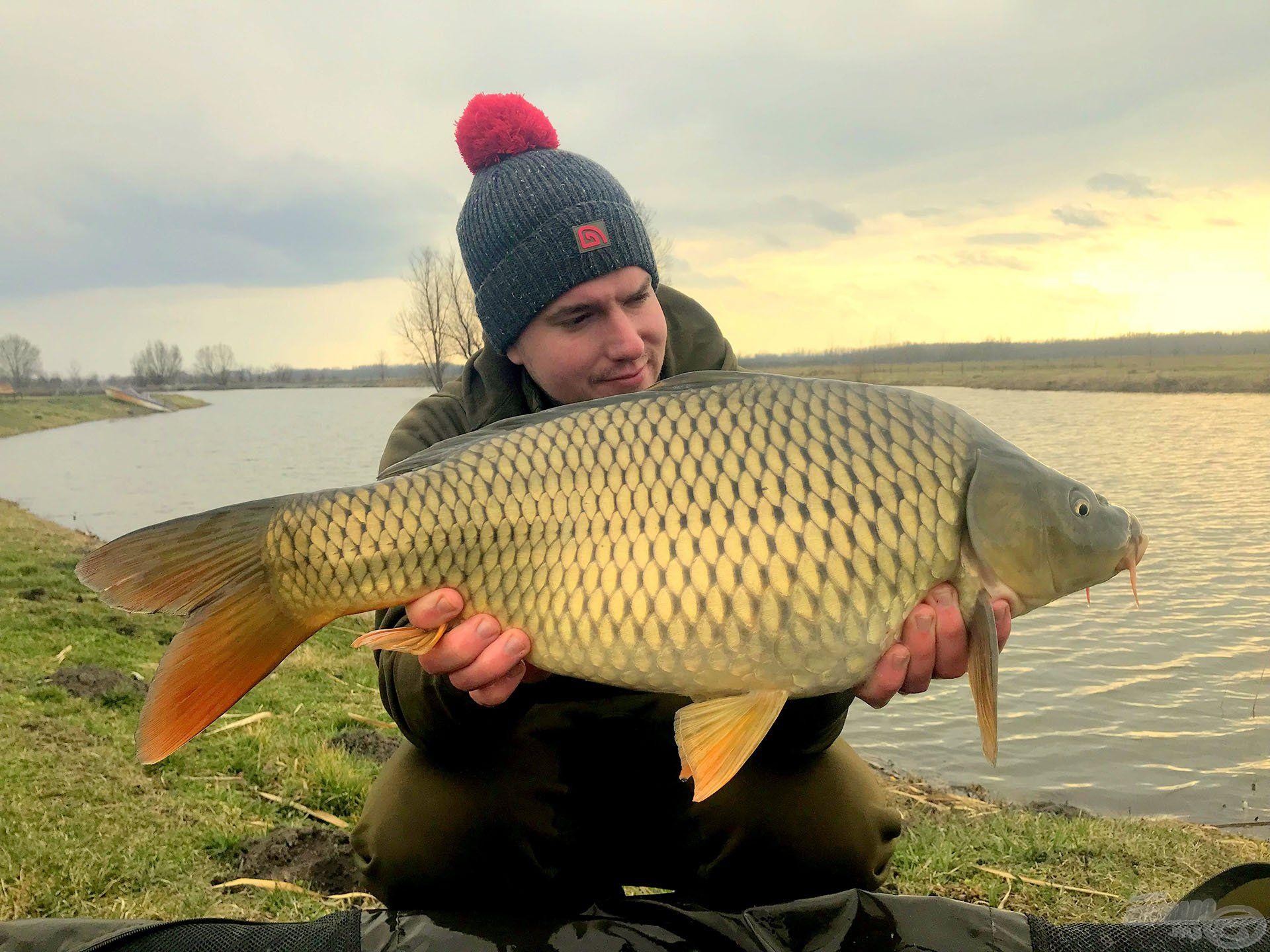 Átgondolt, egyszerű horgászattal csodás halakra bukkanhatunk a legtöbb vízterületen már az év első horgászatain is!