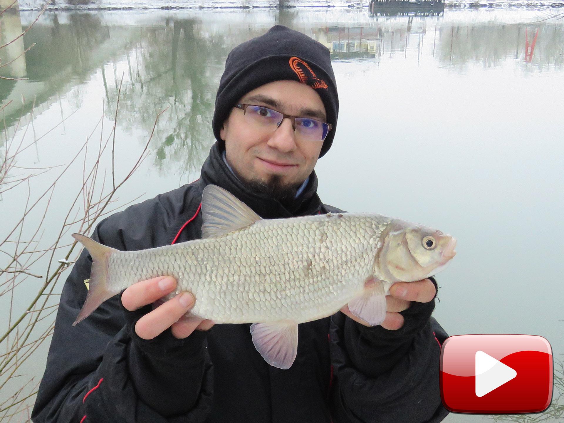Téli halrajok nyomában a Bodrogon