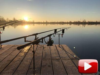 Téli nagyponty-horgászat(om)