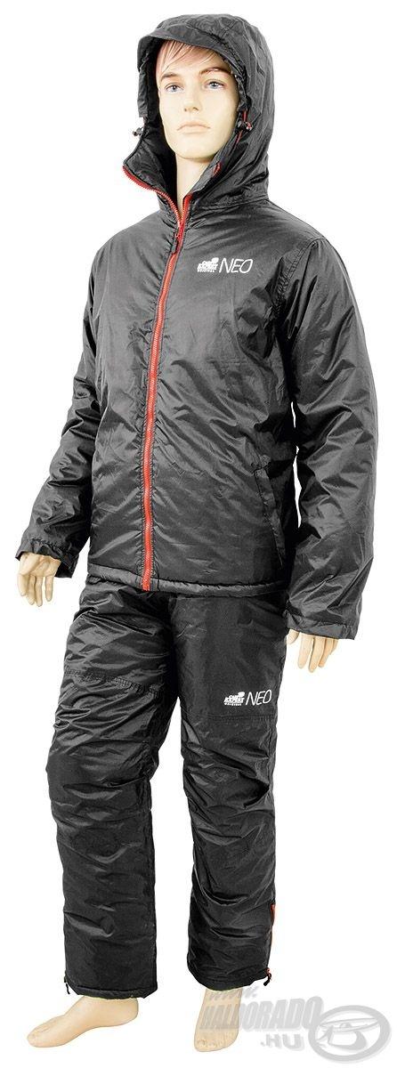 A Carp Expert kínálatában megjelent Neo öltözet remek választás lehet bárki számára, nem csak meleg, kimondottan jól is néz ki!