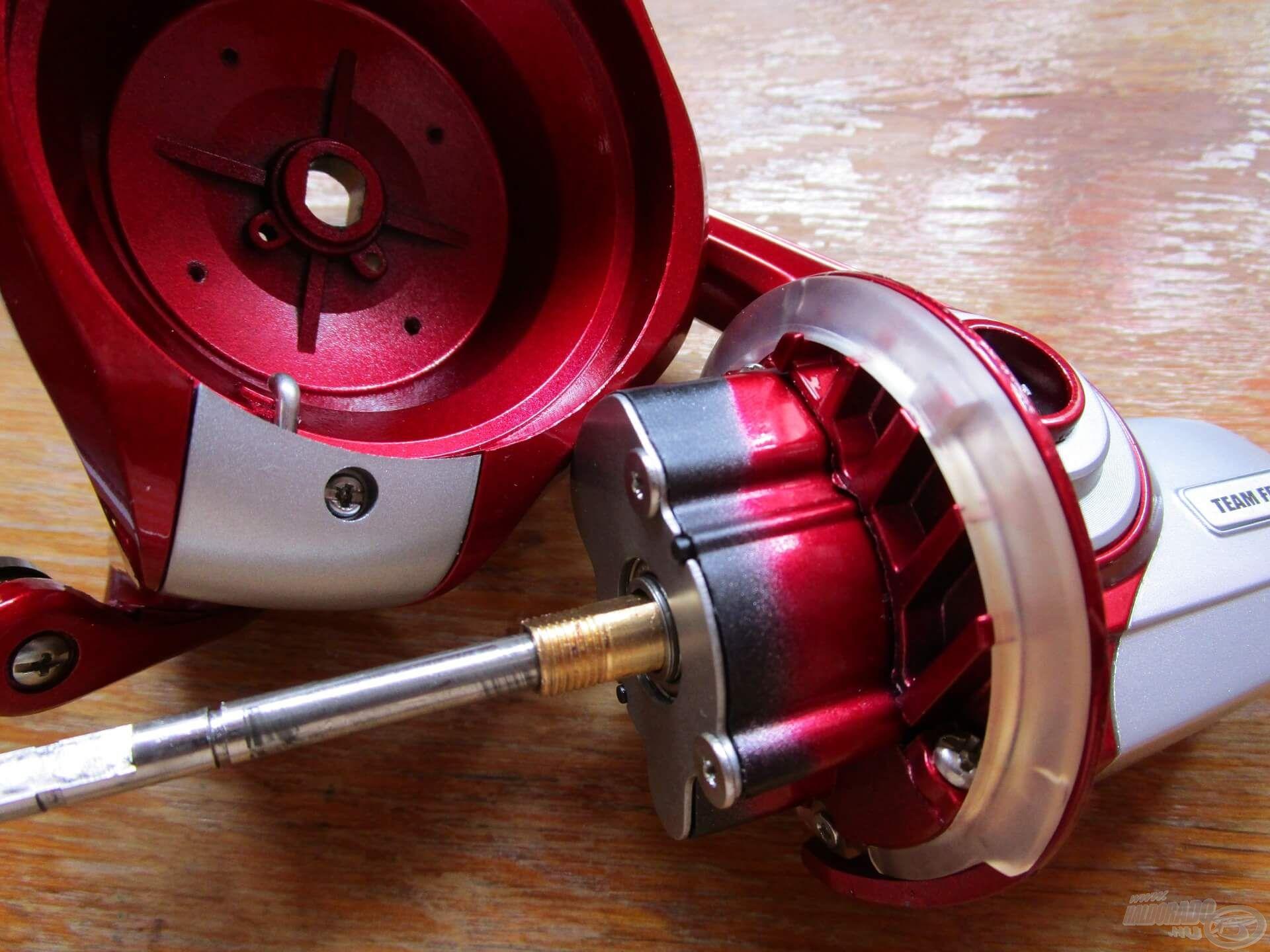 A rotorfék egyszerű, de nagyszerű megoldás