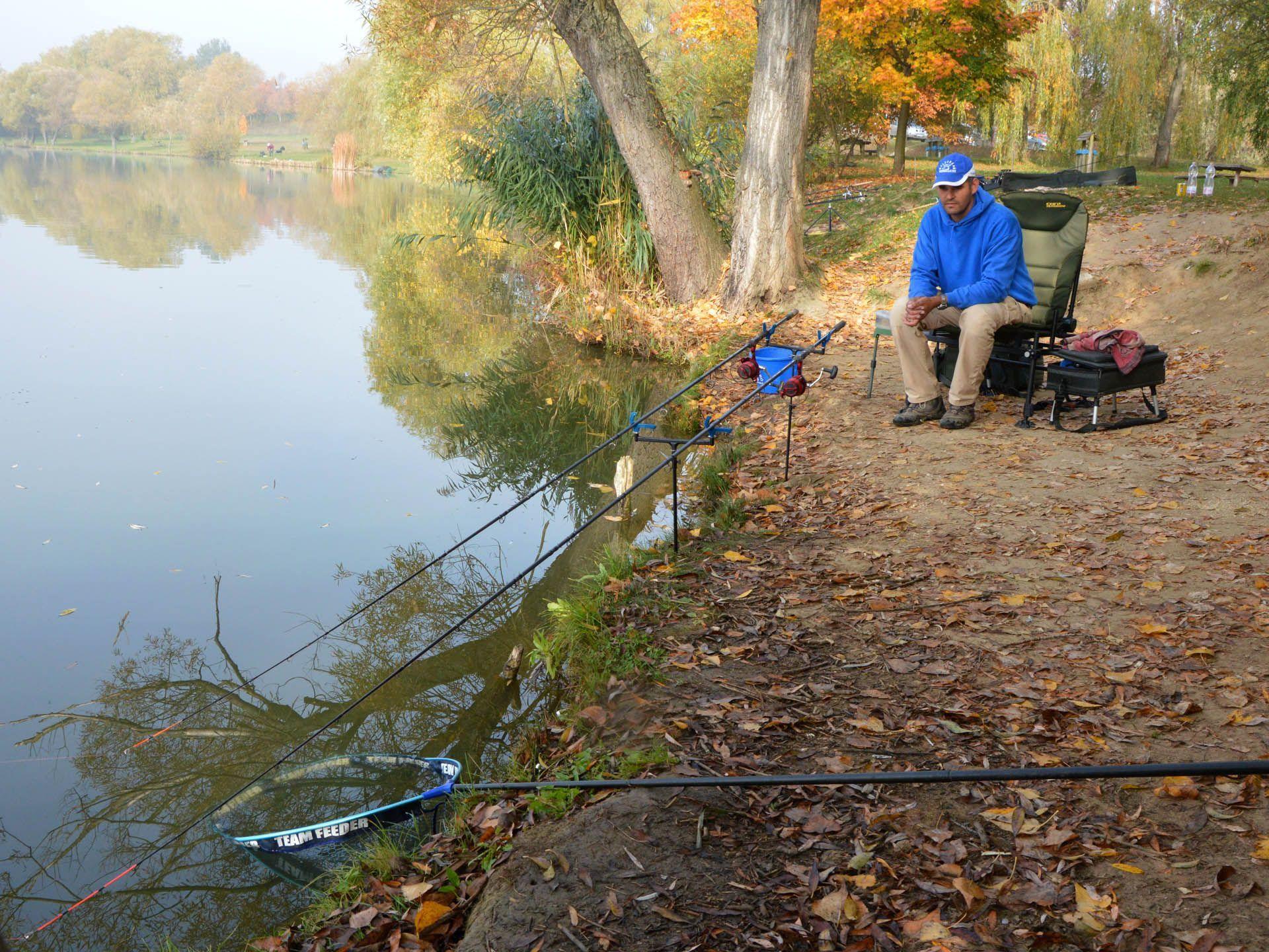 Ősszel, a versenyszezon után már a kényelmesebb horgászaté a főszerep, ám attól, hogy kényelmesebb, még nem egyszerűbb