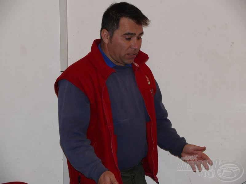 Gyulai Ferenc versenyhorgászunk válaszol a kérdésekre